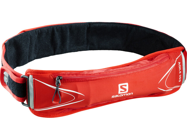 Salomon Agile 250 Ceinture, fiery red